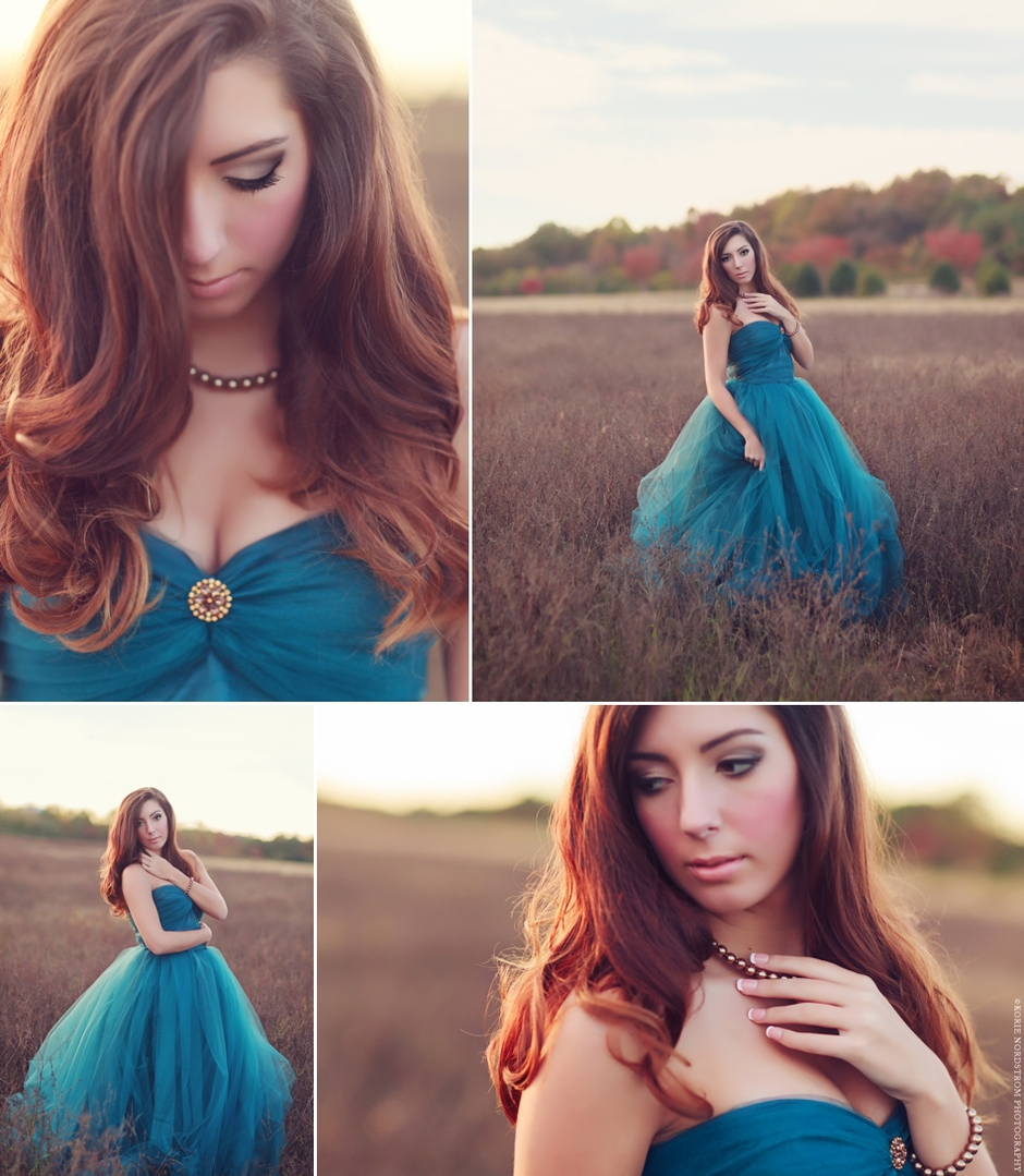 Senior Glam Session - Midlothian, Virginia
